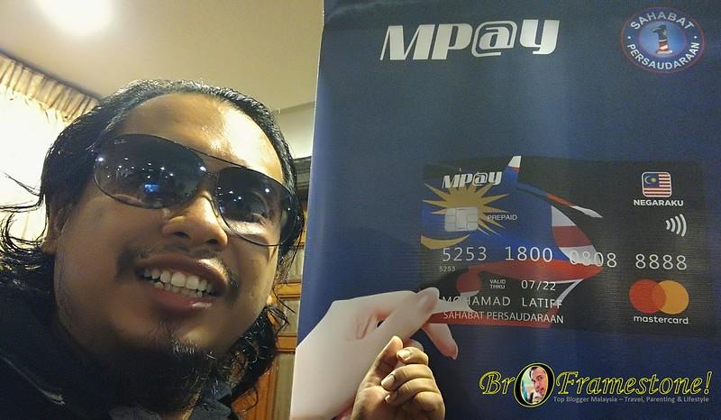 Majlis Pelancaran Kad Prabayar Negaraku MPay Mastercard