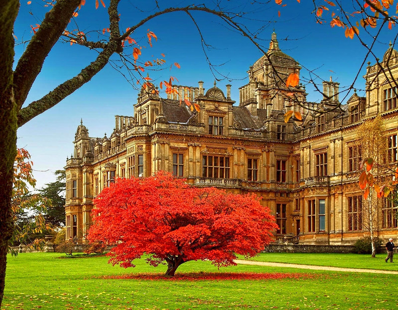 Westonbirt School in Gloucestershire. Credit Anguskirk, flickr