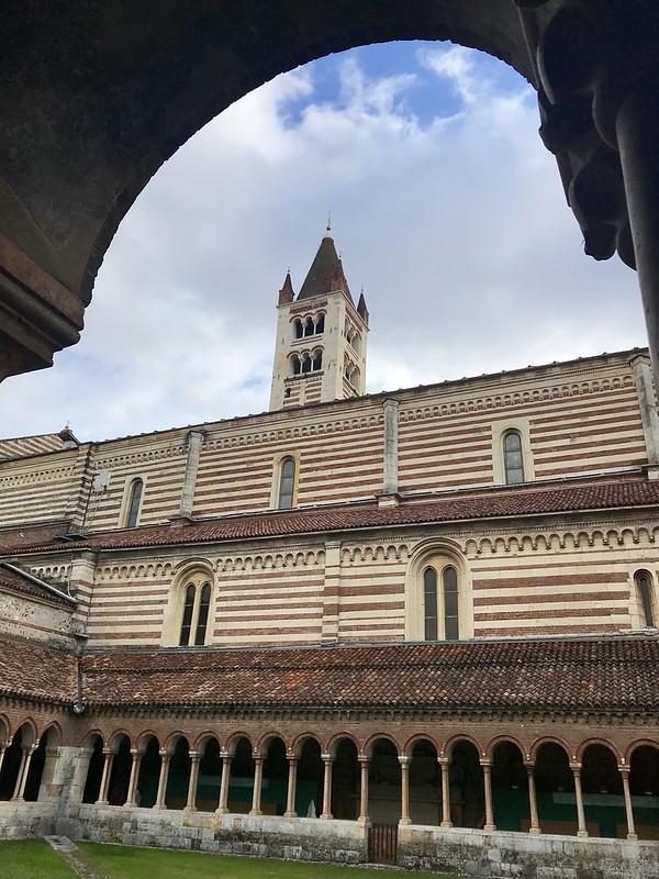 San Zeno Cloister