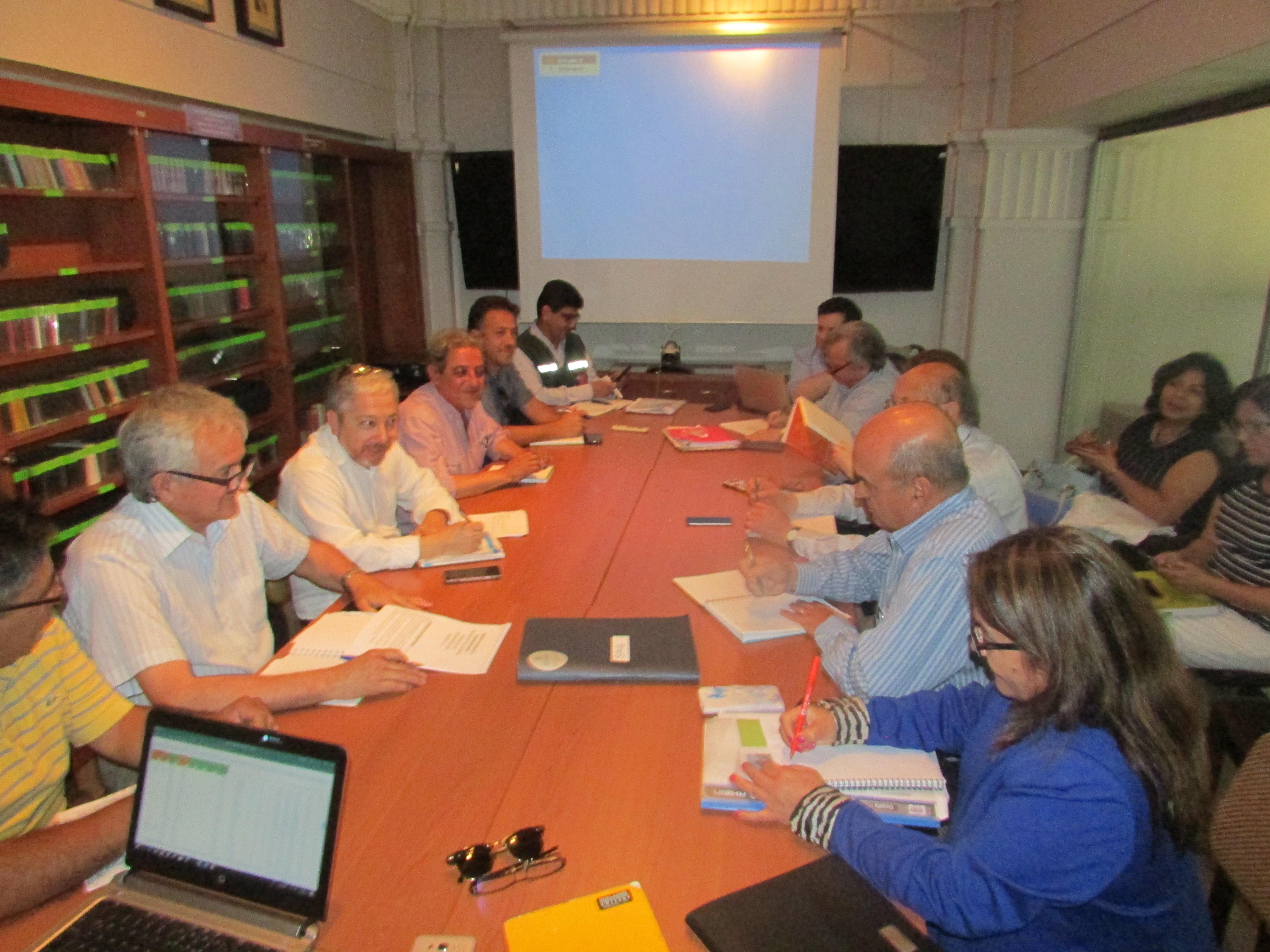 AFSAG reunida con Dipres, SAG y Ministerio de Agricultura por Nueva Plata del SAG – 05 Diciembre 2017