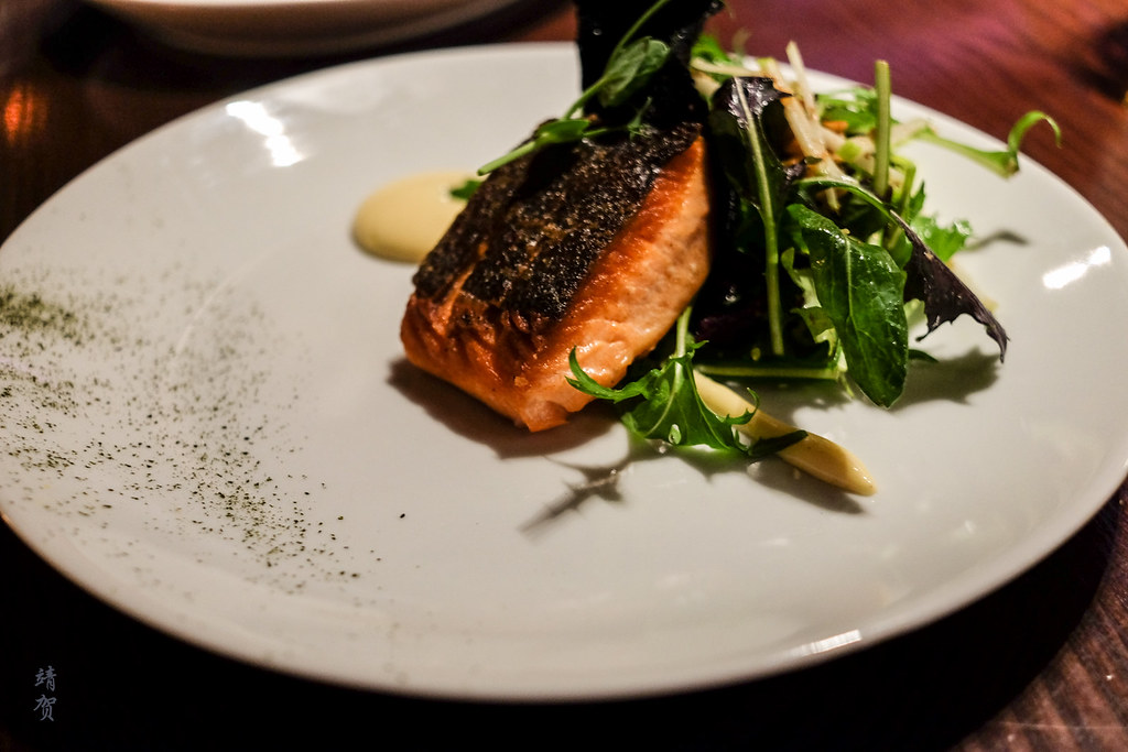 Manuka smoked salmon fillet