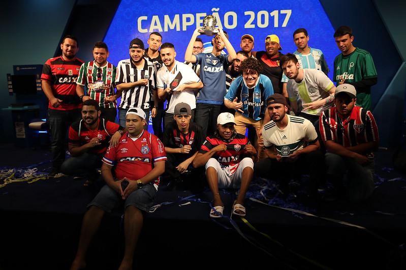 E-Brasileirão fase final