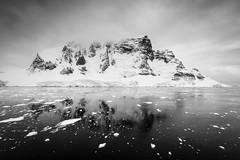 Mountains of Antarctica