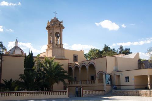 Santuario El Tepozán