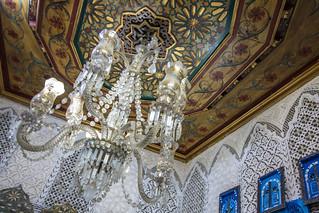 Interior Sidi Bou Said