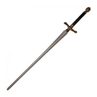有了它就可以輕鬆扮演艾莉亞·史塔克~ ThinkGeek《冰與火之歌:權力遊戲》縫衣針 Game of Thrones Needle 泡棉製道具劍