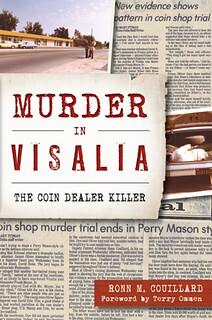 Murder in Visalia Coin Dealer