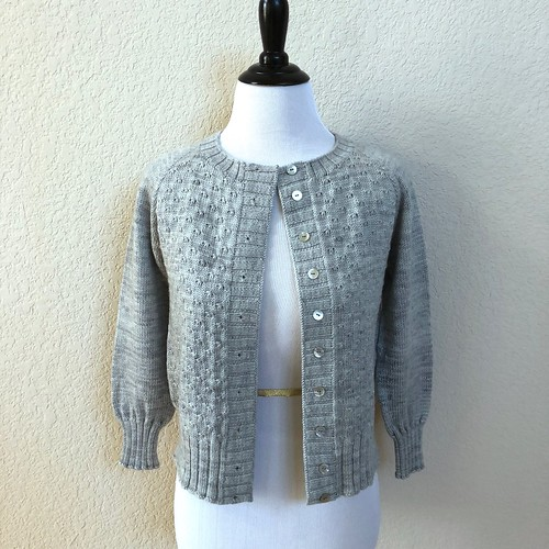 Bentley cardigan