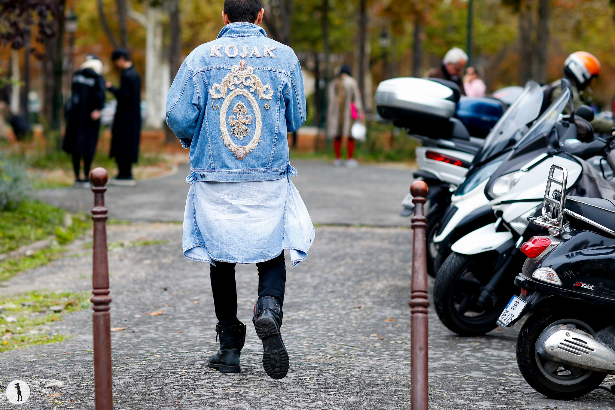 Street style - Paris Fashion Week SS18 (28)