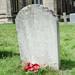 Grave of Siegfried Sassoon