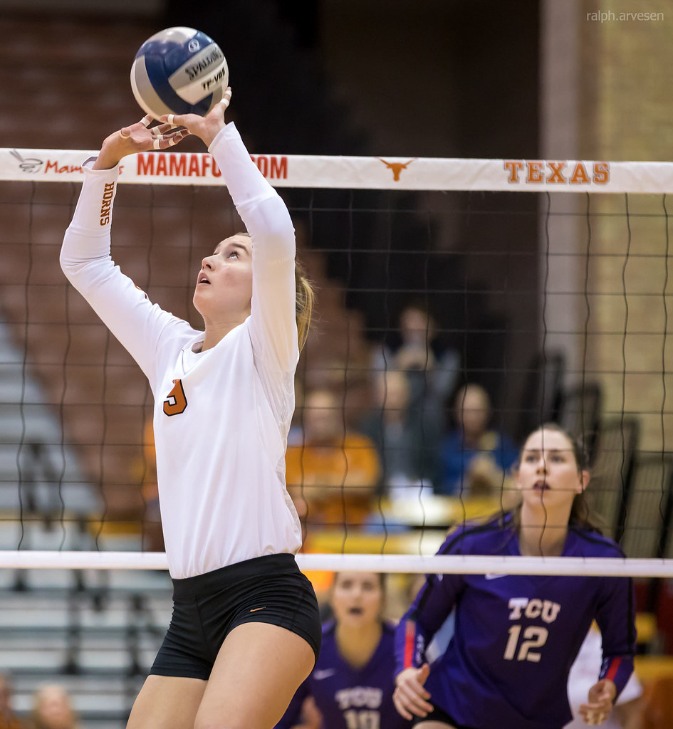 Texas Longhorns Volleyball