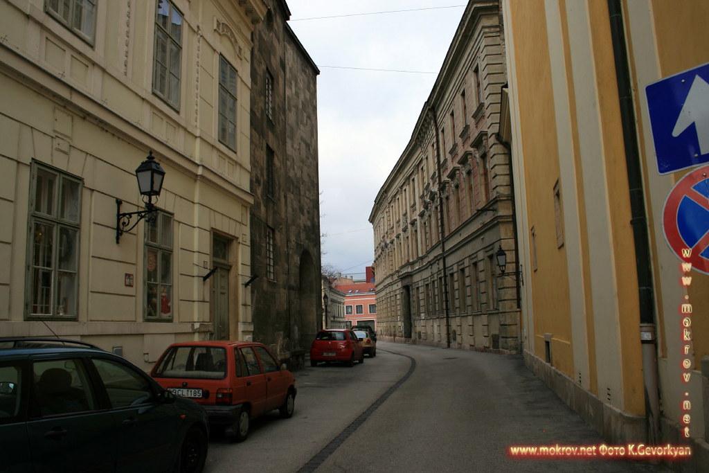 Секешфехервар — город в Венгрии и фотограф
