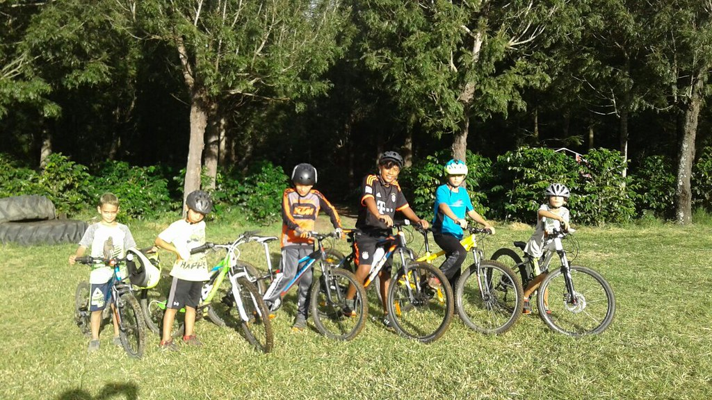 Mountain Biking Expedition