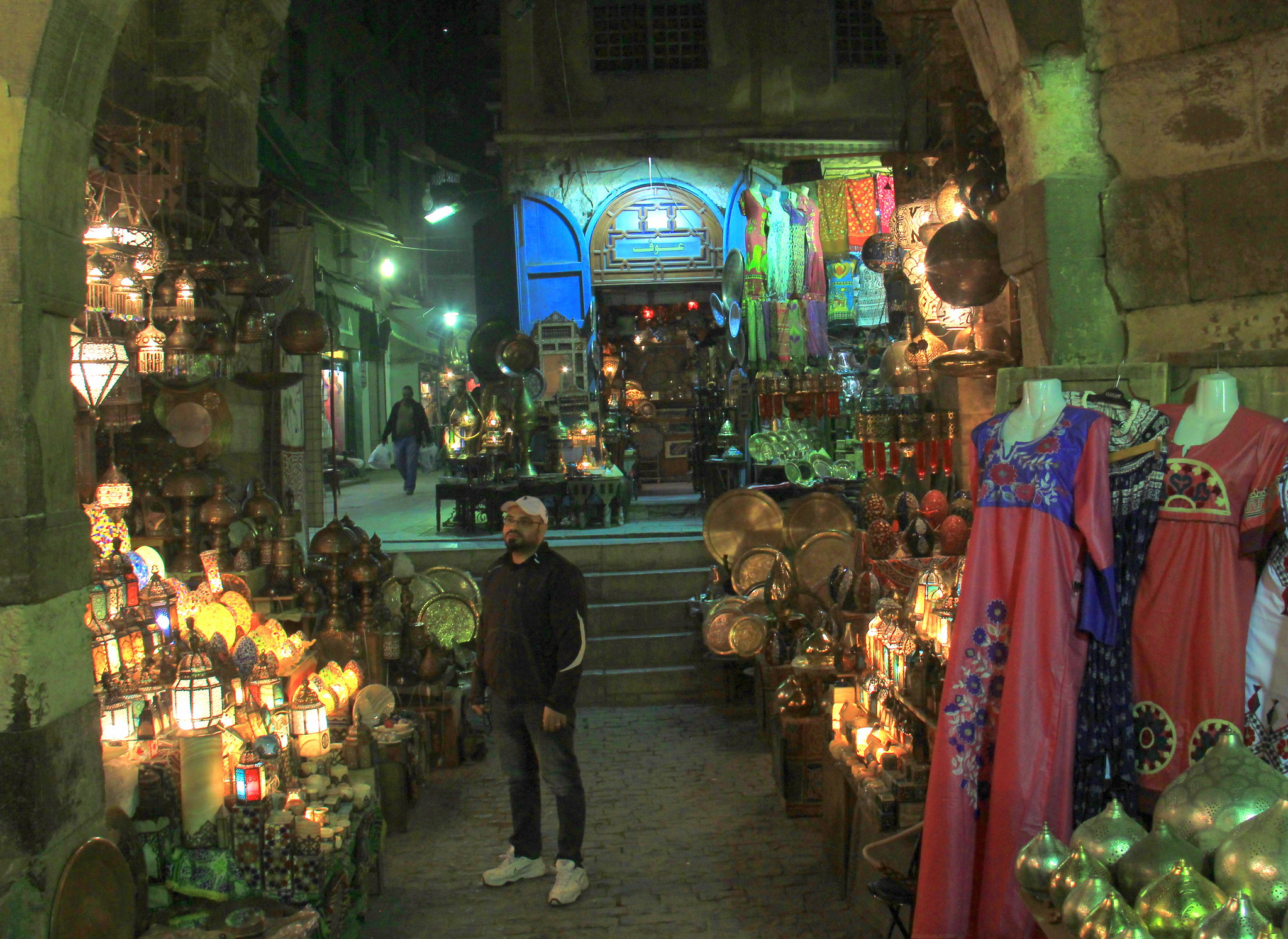 the khan el khalili is not to be missed in cairo