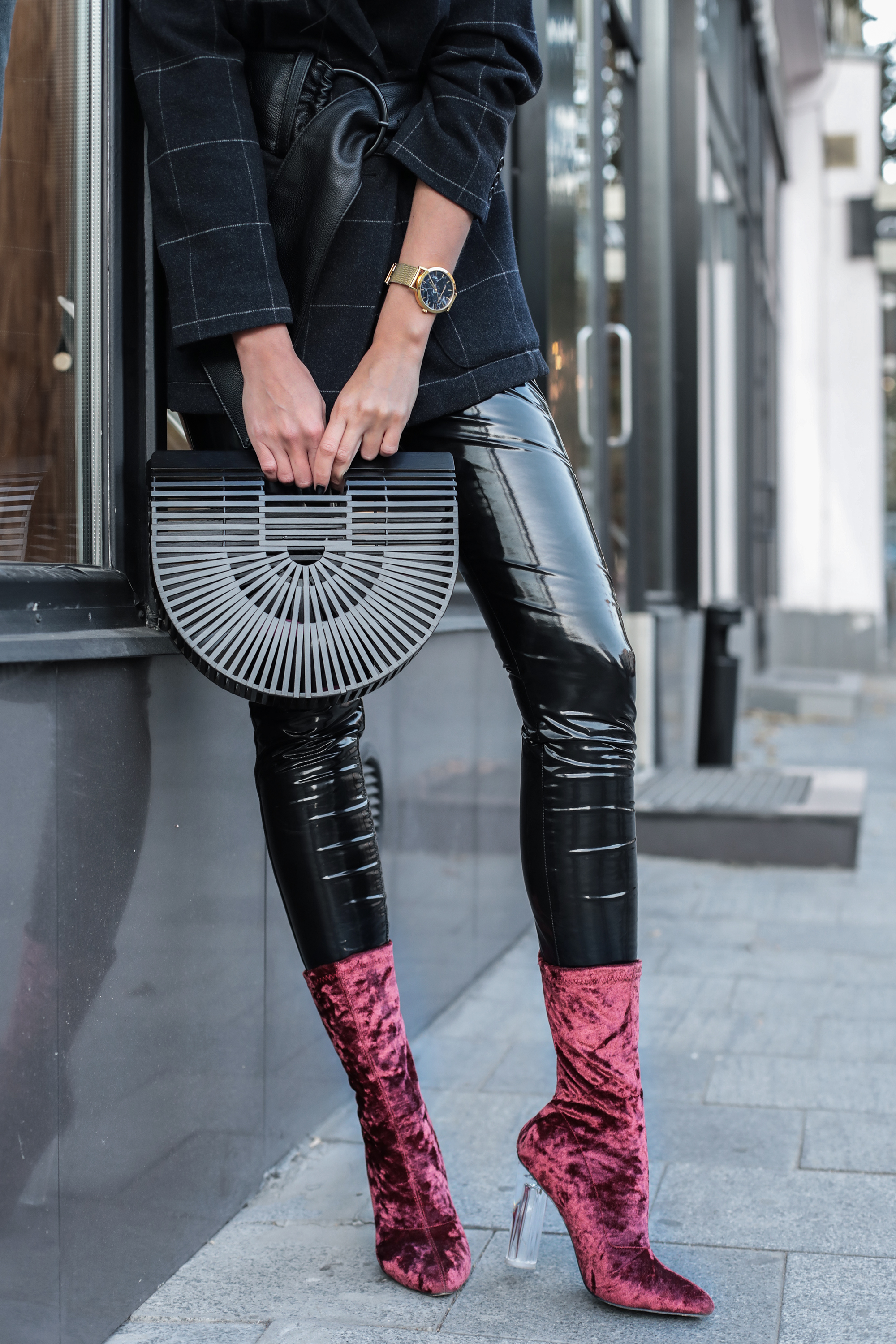fashion-blogger-patent-leggings-vinyl-pants