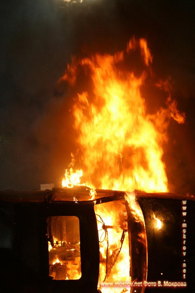 Мистика огня и фотография