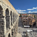 Small photo of Segovia, aqueduct