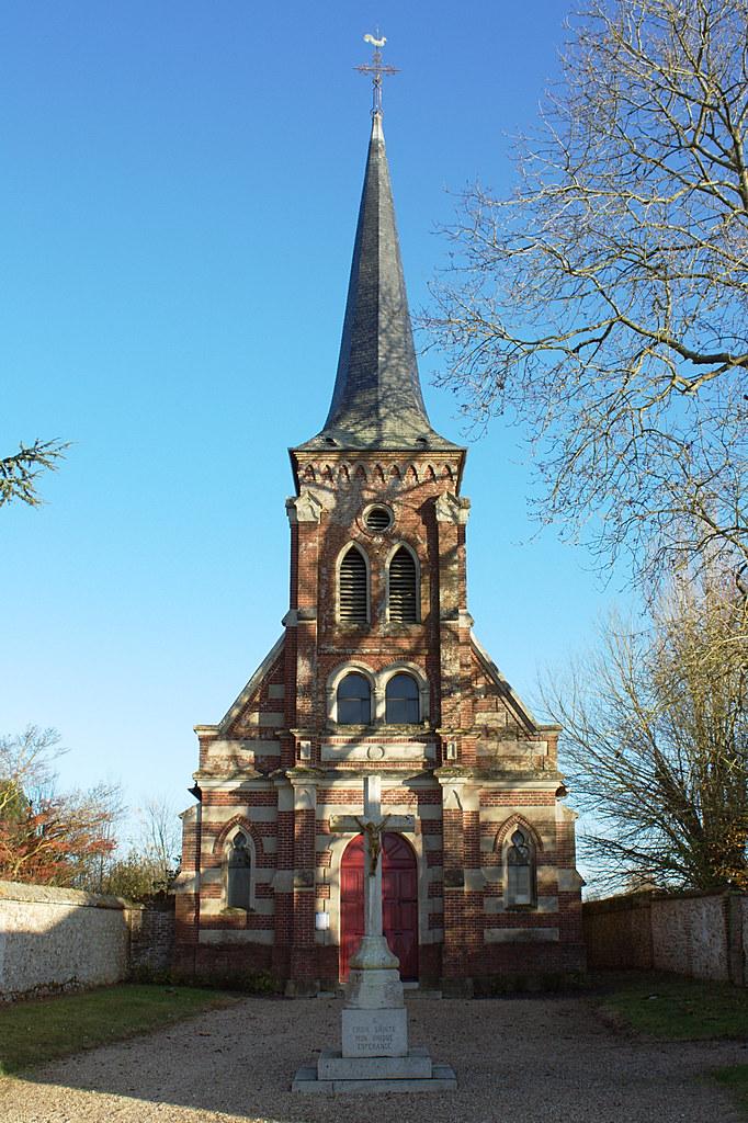 Eglise Saint Christophe 38606232752_636b41f775_b