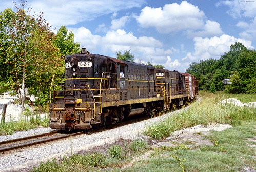 SCL 827 Sumter SC August 1980