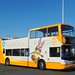 Stagecoach 18306 WA05MHF Paignton seafront 8 November 2017