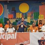Paulinho da Força participa da Convenção Municipal do Solidariedade