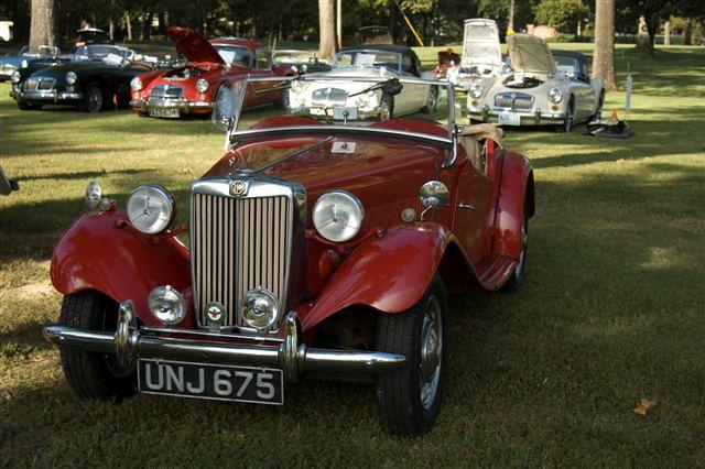 10/07 Memphis Euro Auto Fest