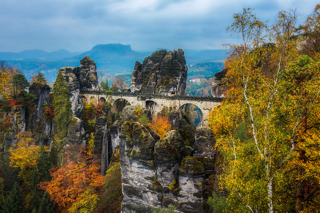 Bastei Bridge / Wehlen, Germany