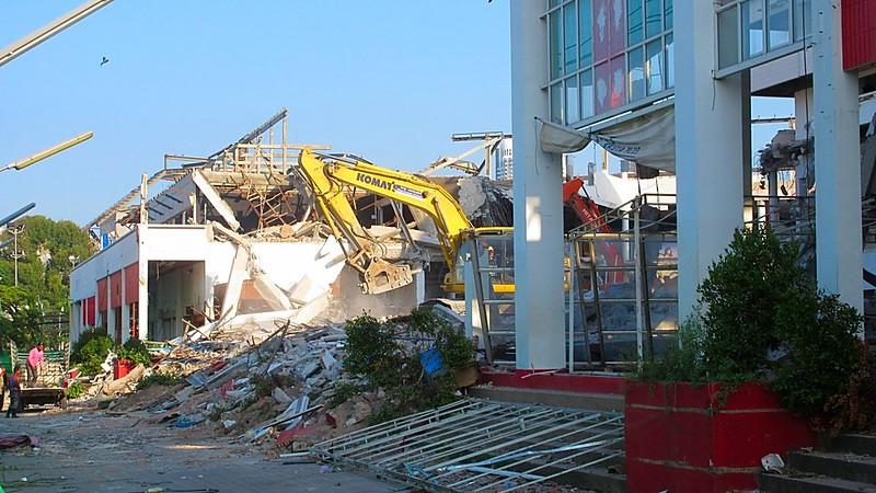 Building Terminal 21 Pattaya