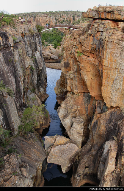 Bourke's Luck Potholes, Blyde River Canyon, South Africa