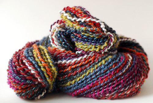 leethal recycled yarn