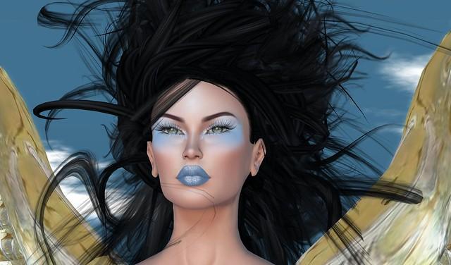 ALMA Makeup -SWANK December 2017 -