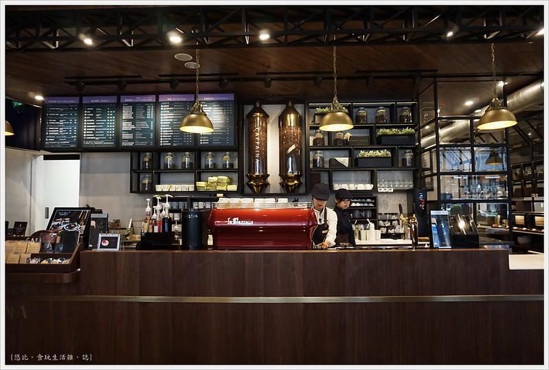 卡啡那CAFFAINA 大墩店-26-飲料製作區