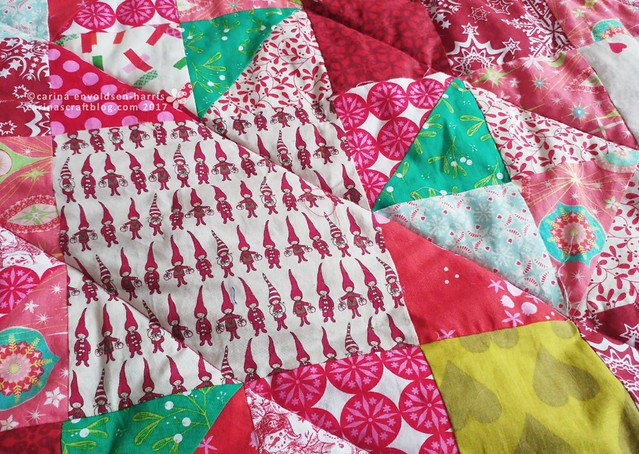 Finished Object :: Christmas Quilt