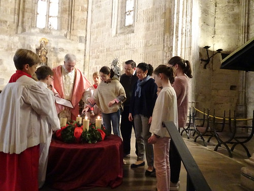 III Diumenge d'Advent a Sant Joan. DEC. 2017
