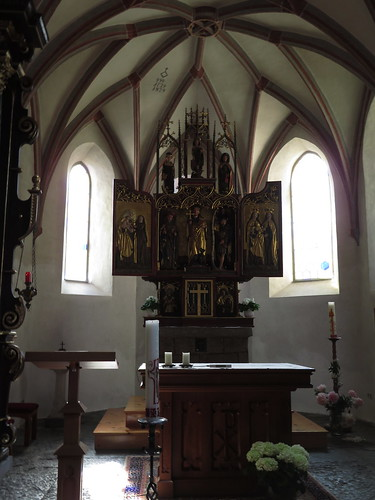 20170615 05 047 Jakobus Röns Kirche Altar