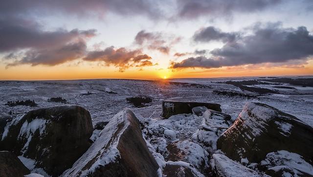 Cold Sunrise.......