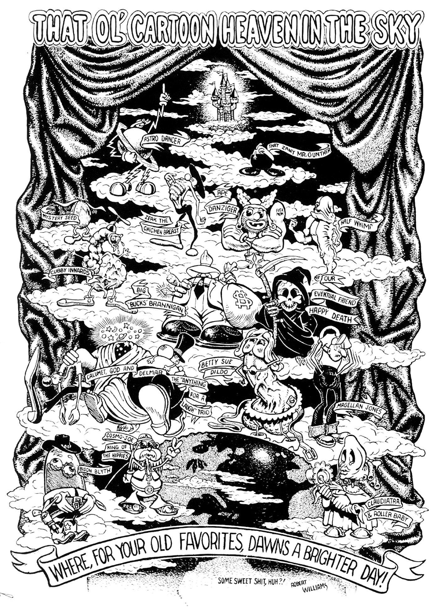 Zap Comix #5 - Страница 51
