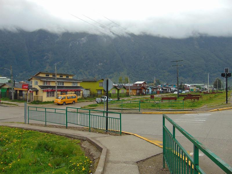 Pavimentación de Acceso al Barrio - Barrio Pedro Aguirre Cerda – Aysén