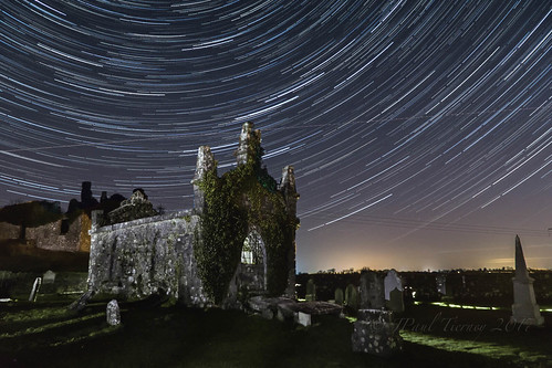 Carbury Castle, Star Trails