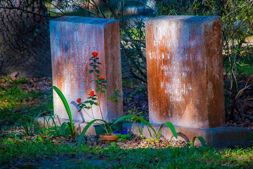 Rust on the Headstones
