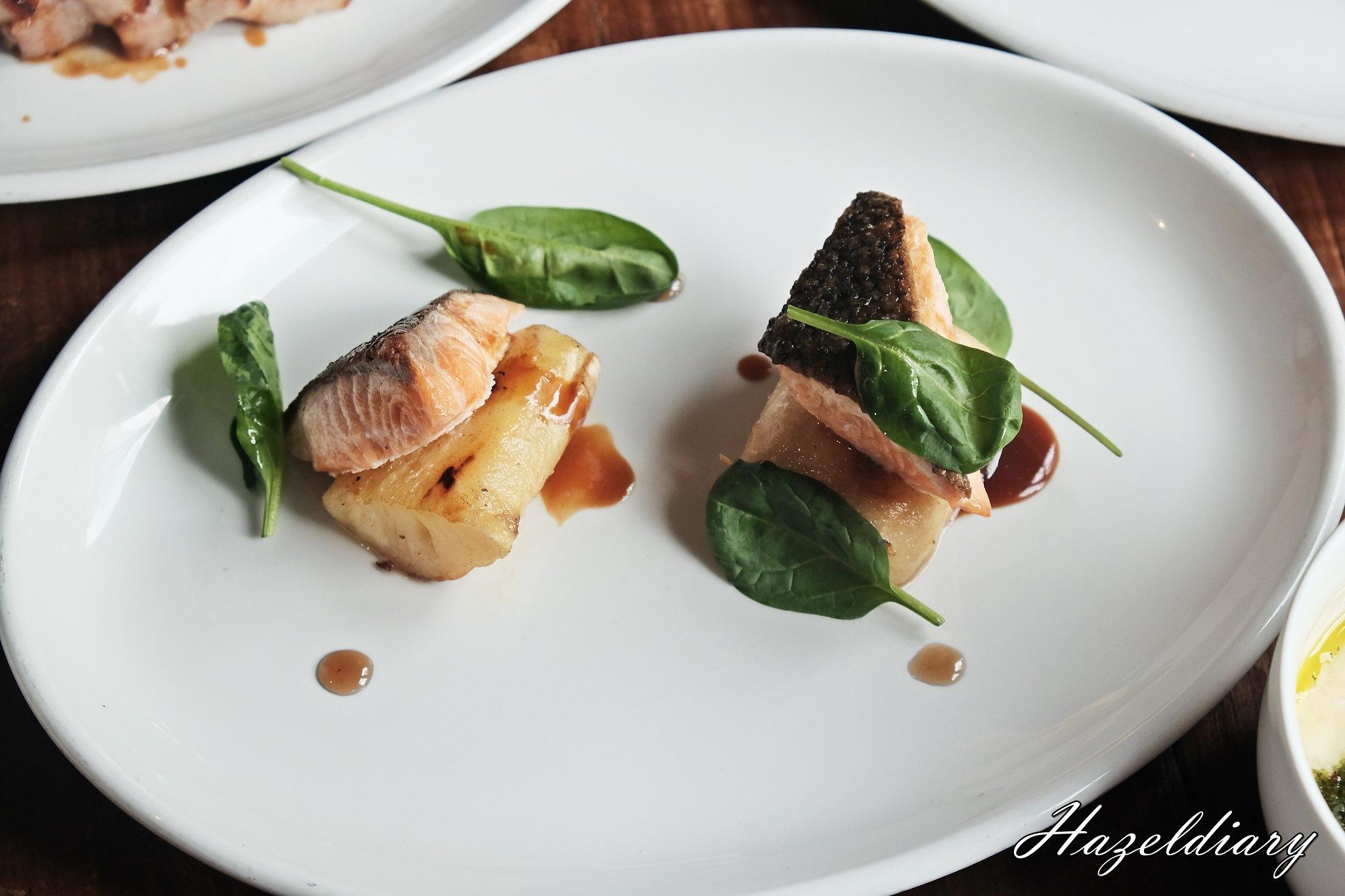 Audace-Salmon Asperule Odorante