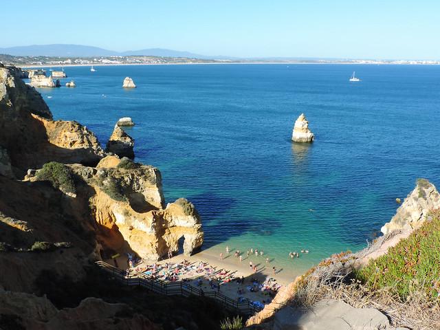 Farol da Ponta da Piedade, Algarve, Portugal