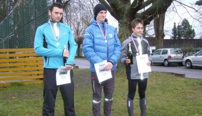 Silvestrovský běh v Kostelci vyhrál nejlepší český orienťák Král a opět Myslivcová