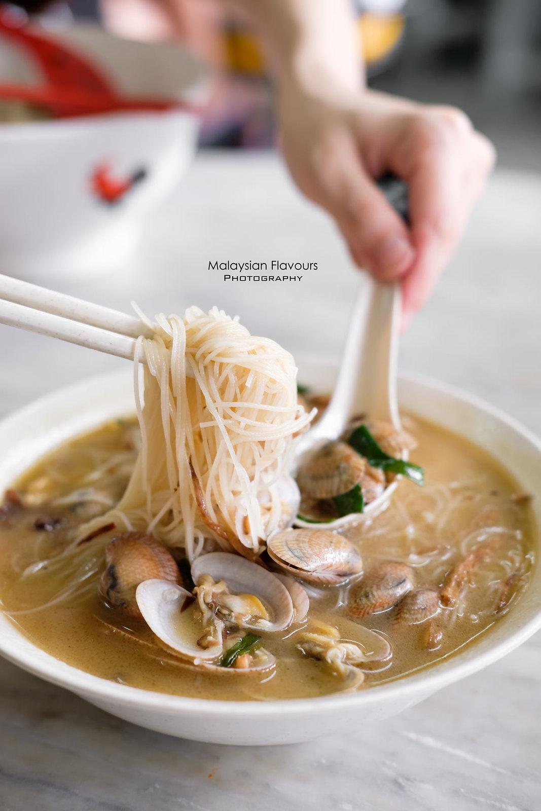 Lai Poong Lala noodle soup