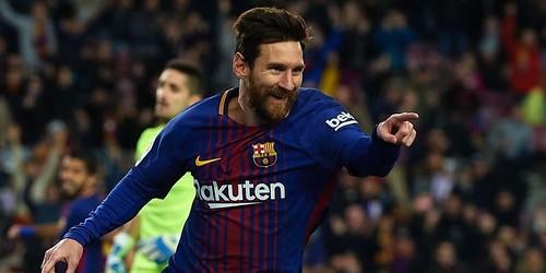 Barcelona Perlebar Jarak Dari Atletico Madrid