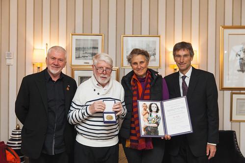 Friedensnobelpreis für ICAN – Feiern in Oslo