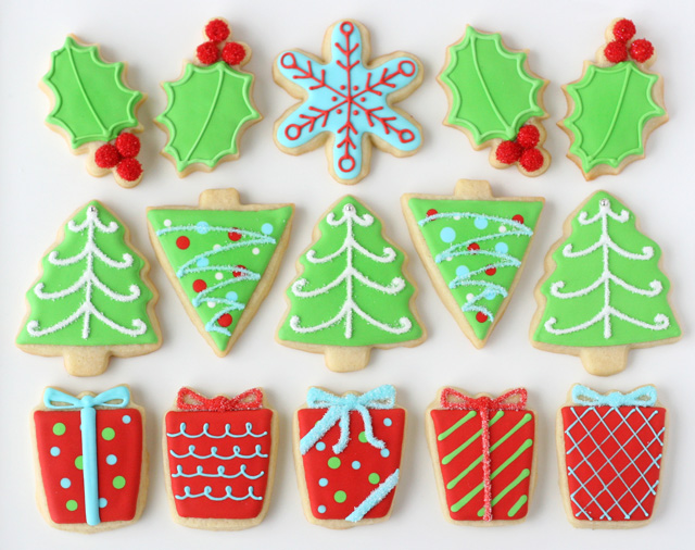 Other Childhood Favorites Included The Large Sugar Cookies Covered In Thick Icing With Christmas Themes As Well As Gingerbread Cookies With The Designs