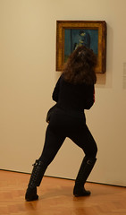 Viewing Picasso...