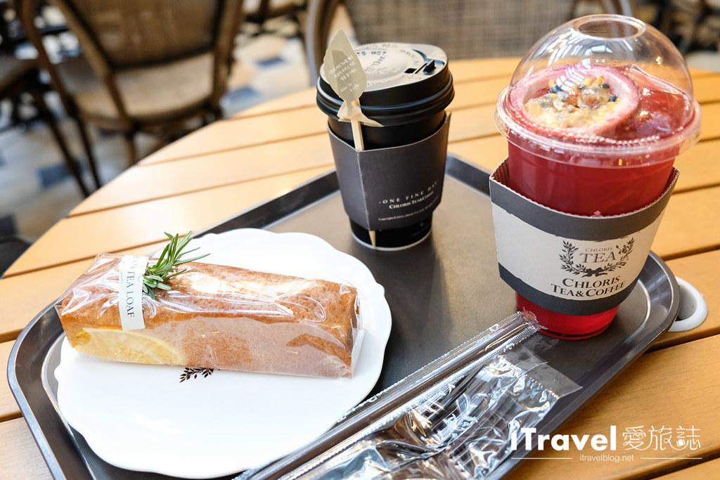 首尔美食餐厅 Chloris Tea & Coffee (17)
