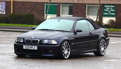 BMW E46 M3 CONVERTIBLE SMGII